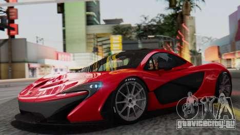 Progen T20 для GTA San Andreas