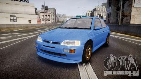 Ford Escort RS Cosworth для GTA 4