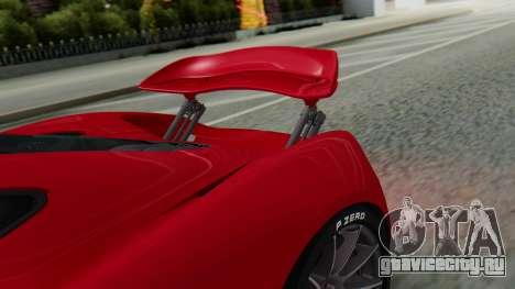 Progen T20 для GTA San Andreas вид справа