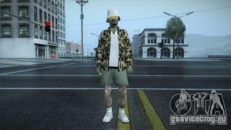 Beach Bum Hmyri для GTA San Andreas второй скриншот