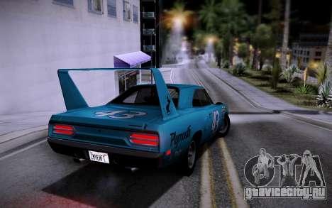 Graphics Mod for Medium PC v3 для GTA San Andreas третий скриншот