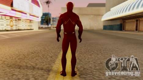 The Flash More Red для GTA San Andreas третий скриншот