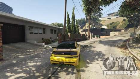 Semi-Realistic Vehicle Physics V 1.6 для GTA 5 третий скриншот