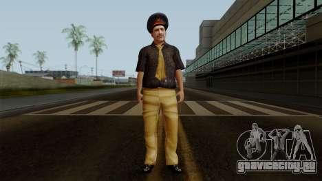 Pakistani Police для GTA San Andreas второй скриншот