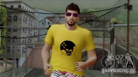 GTA 5 Online Wmygol2 для GTA San Andreas