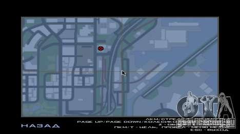Автосалон Mitsubishi Motors для GTA San Andreas четвёртый скриншот