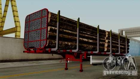 Trailer Fliegl v2 для GTA San Andreas