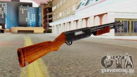 Xshotgun Помповый дробовик для GTA San Andreas второй скриншот