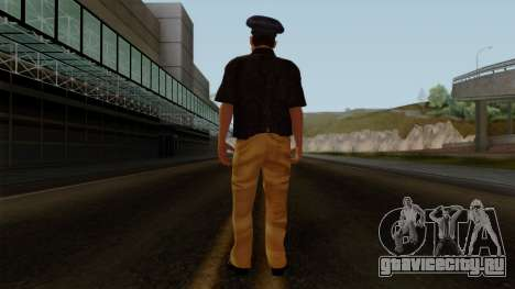 Pakistani Police для GTA San Andreas третий скриншот
