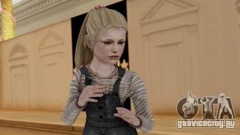 [SH2] Laura Child для GTA San Andreas