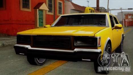 Classic Taxi Los Santos для GTA San Andreas