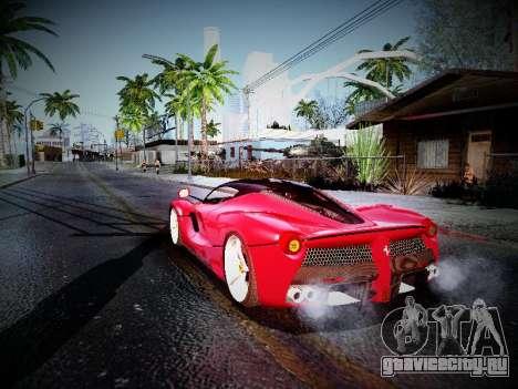 Big Boss ENB для GTA San Andreas второй скриншот