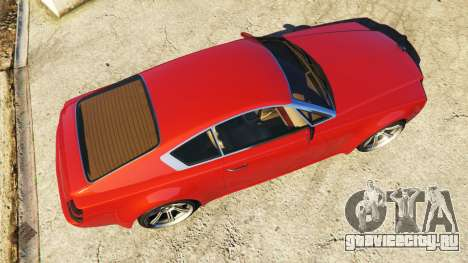 Enus Windsor Rolls Royce Wraith для GTA 5 вид сзади