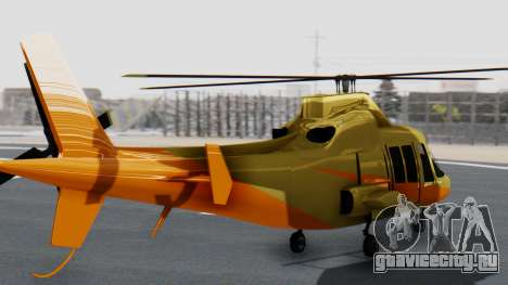 Swift Deluxe для GTA San Andreas вид слева