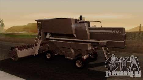 GTA 5 Combine для GTA San Andreas вид слева