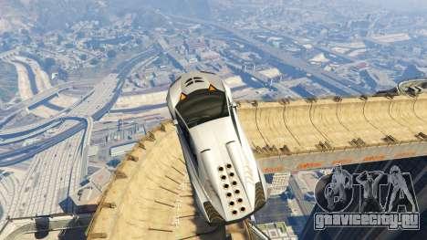 Maze Bank Mega Spiral Ramp для GTA 5