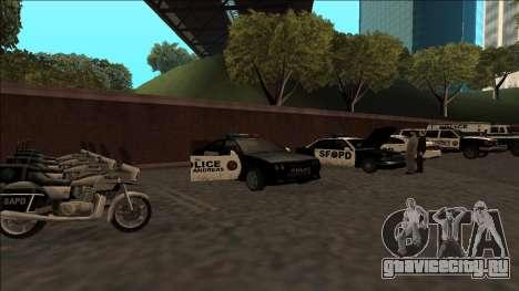 DLC Big Cop and All Previous DLC для GTA San Andreas восьмой скриншот