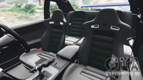 Nissan Skyline R34 GT-R v0.1 для GTA 5 вид справа