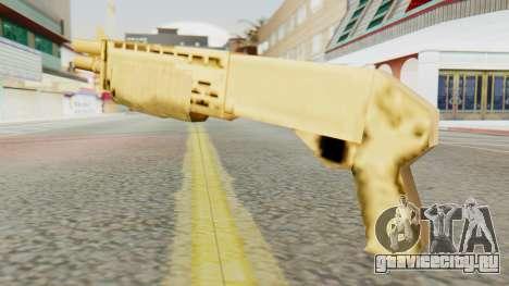 SPAS 12 SA Style для GTA San Andreas второй скриншот