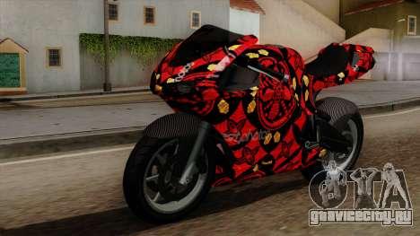 Bati Batik для GTA San Andreas