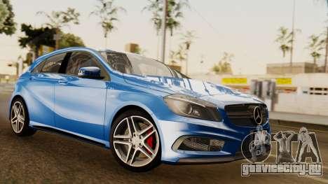 Mercedes-Benz A45 AMG 2012 PJ для GTA San Andreas