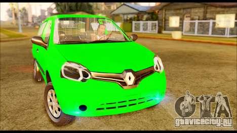 Renault Clio Mio для GTA San Andreas