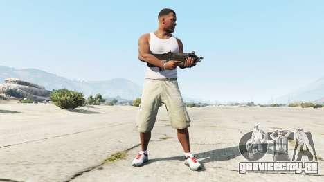 FN F2000 Tactical для GTA 5 второй скриншот