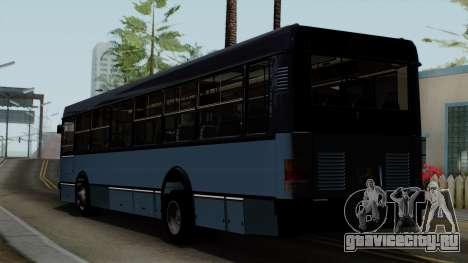 Ikarus 415 для GTA San Andreas вид слева
