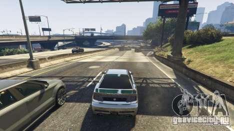 Смертельная ловушка на шоссе для GTA 5 четвертый скриншот