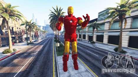 Статуя железного человека для GTA 5