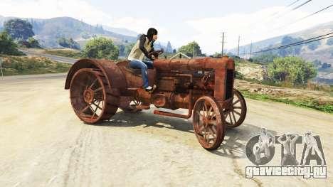 Траффик по бездорожью для GTA 5 четвертый скриншот