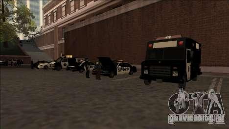 DLC Big Cop and All Previous DLC для GTA San Andreas девятый скриншот