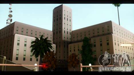 Больница и скейт-парк для GTA San Andreas второй скриншот