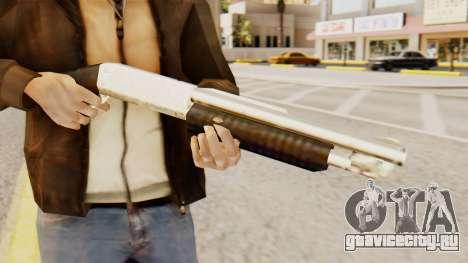 Обрез оригинального помпового ружья для GTA San Andreas третий скриншот