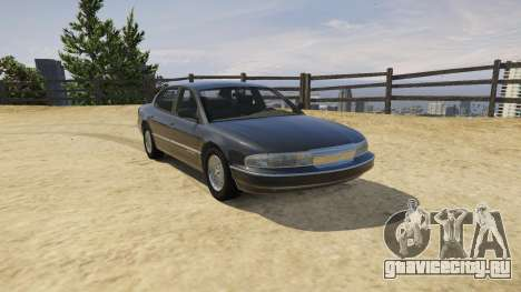 1994 Chrysler New Yorker для GTA 5
