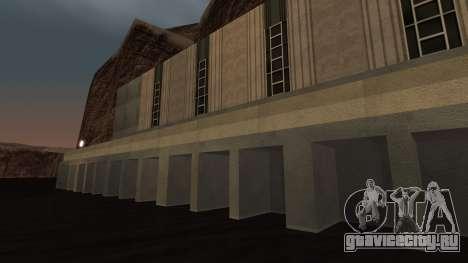 Дамба для GTA San Andreas третий скриншот