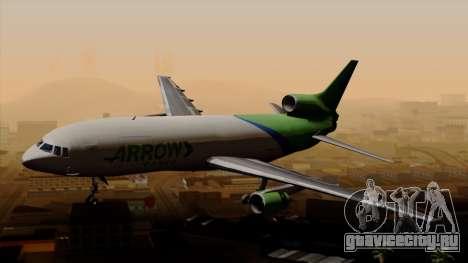 Lockheed L-1011 TriStar Arrow Air Cargo для GTA San Andreas