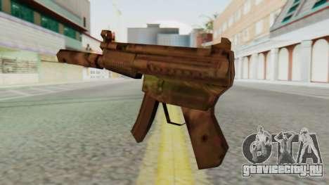 MP5K Silenced SA Style для GTA San Andreas второй скриншот