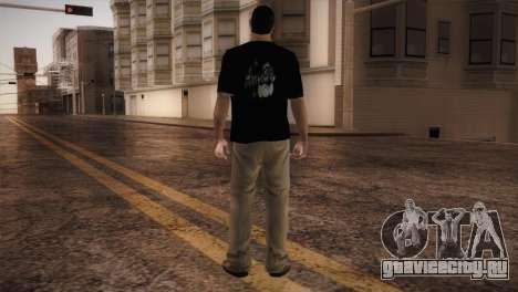 Bowling Player для GTA San Andreas третий скриншот