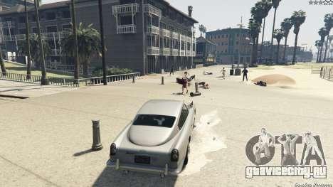 Рабочие гаджеты на автомобиле JB700 для GTA 5