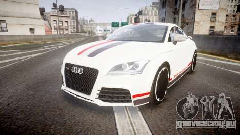 Audi TT RS 2010 Quattro для GTA 4
