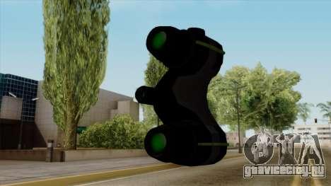 Original HD Thermal Goggles для GTA San Andreas третий скриншот