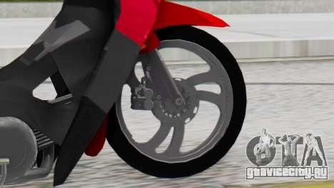 Guerrero Trip 110 для GTA San Andreas вид сзади слева