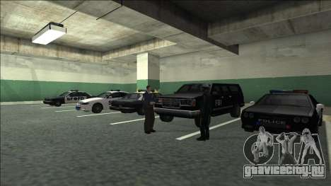 DLC Big Cop and All Previous DLC для GTA San Andreas десятый скриншот