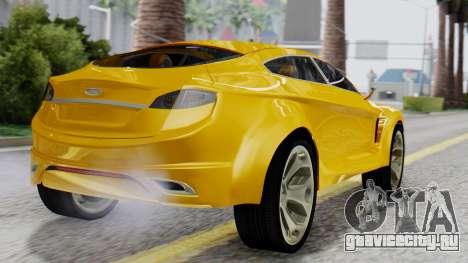 Ford Iosis для GTA San Andreas вид слева