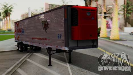 International ProStar Trailer для GTA San Andreas