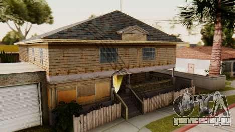 New Interior for CJs House для GTA San Andreas
