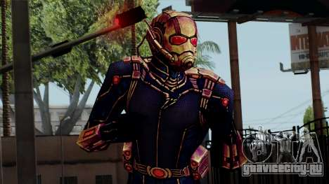 Ant-Man Black для GTA San Andreas