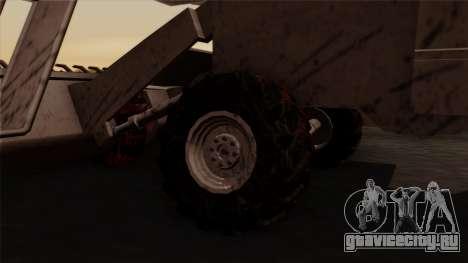 GTA 5 Combine для GTA San Andreas вид сзади слева