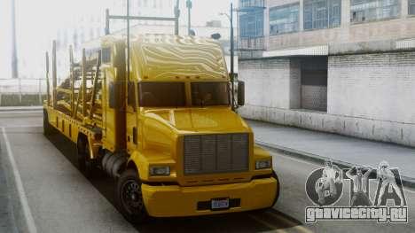 GTA 5 MTL Packer Driving IVF для GTA San Andreas